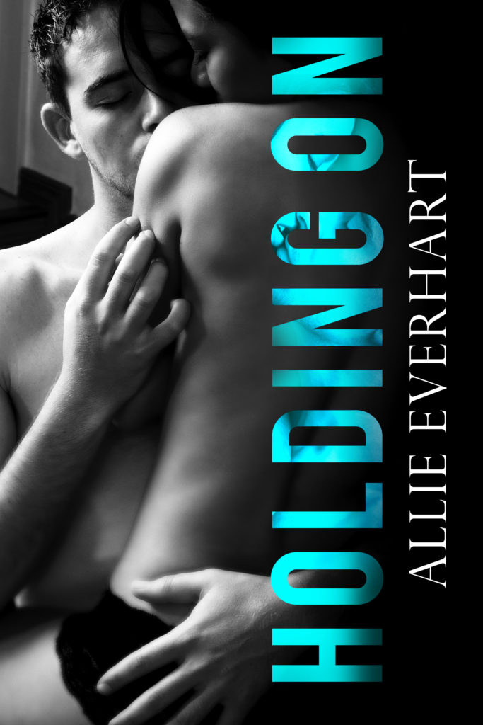 Holding On, a standalone new adult romance